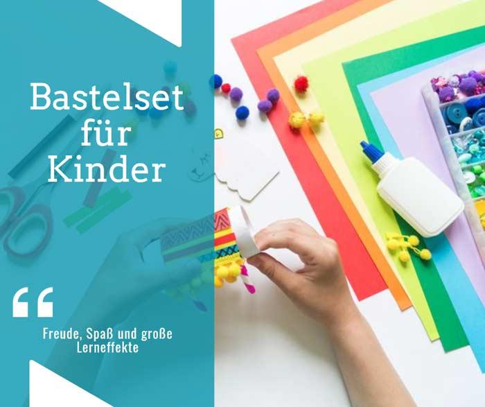 Bastelset für Kinder depositphotos.com