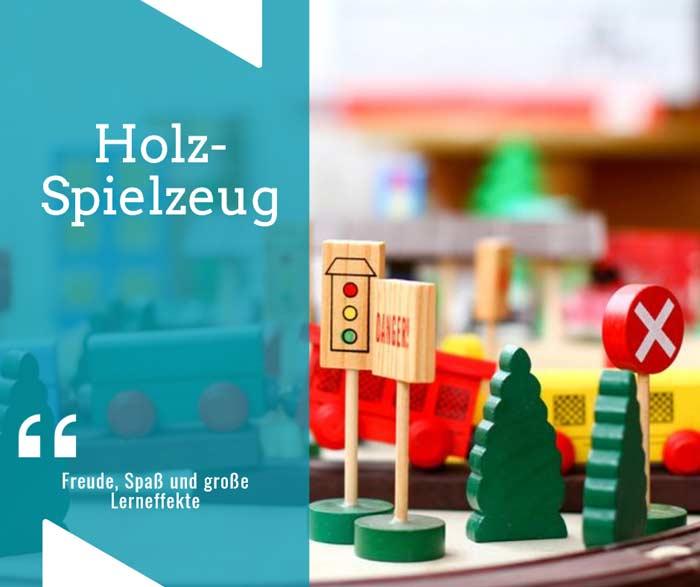 Holzspielzeug für Kinder depositphotos.com