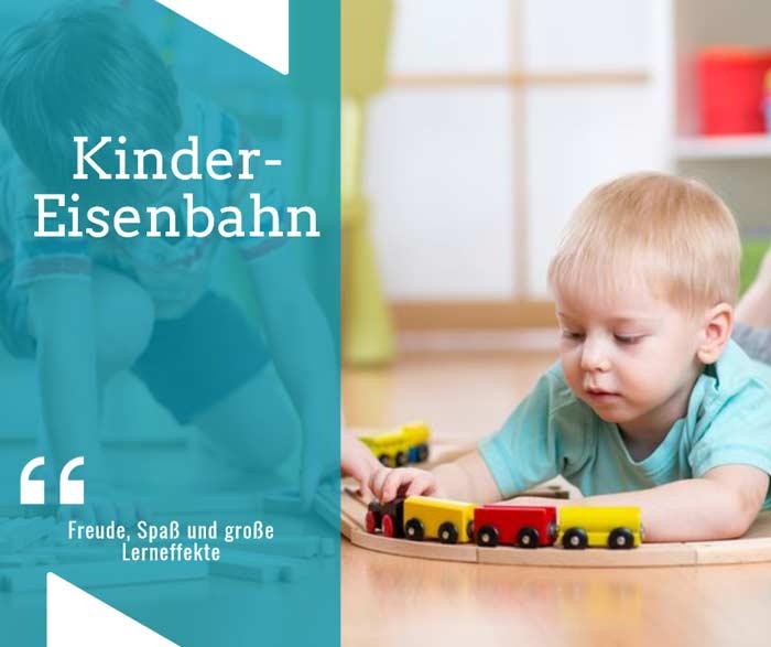 Eisenbahn für Kinder depositphotos.com