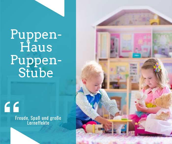 Puppenhaus für Kinder depositphotos.com