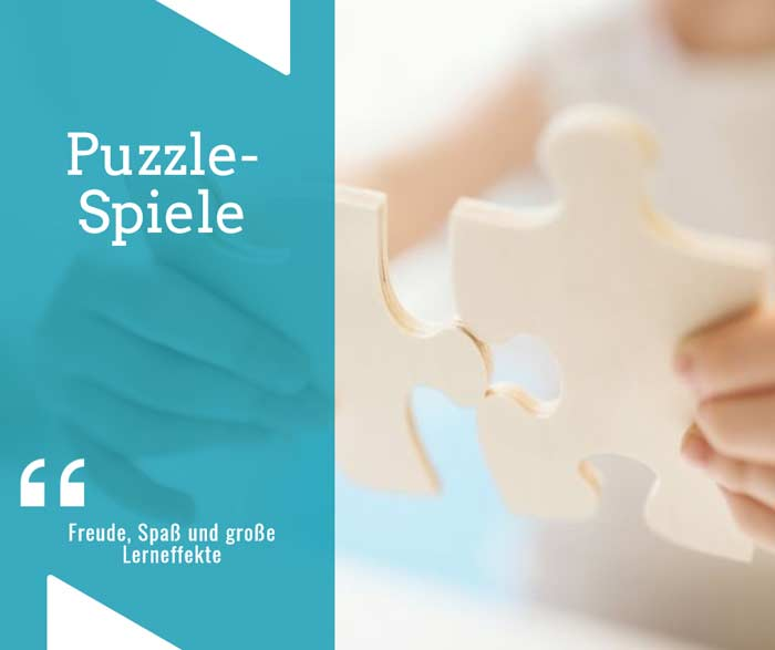 Puzzle für Kinder depositphotos.com