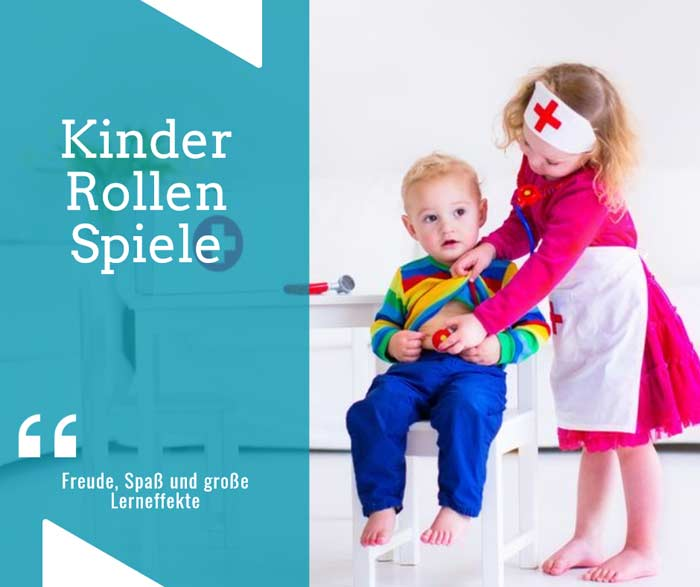 Rollenspiele für Kinder depositphotos.com