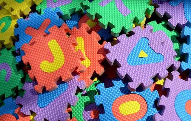 Kinderpuzzle für langen Puzzlespaß