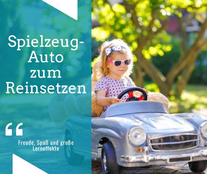 Spielzeugauto zum Reinsetzen depositphotos.com