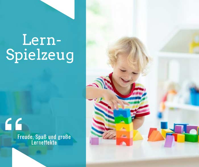 Lernspielzeug für Kinder depositphotos.com