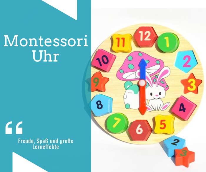Montessori Uhr depositphotos.com