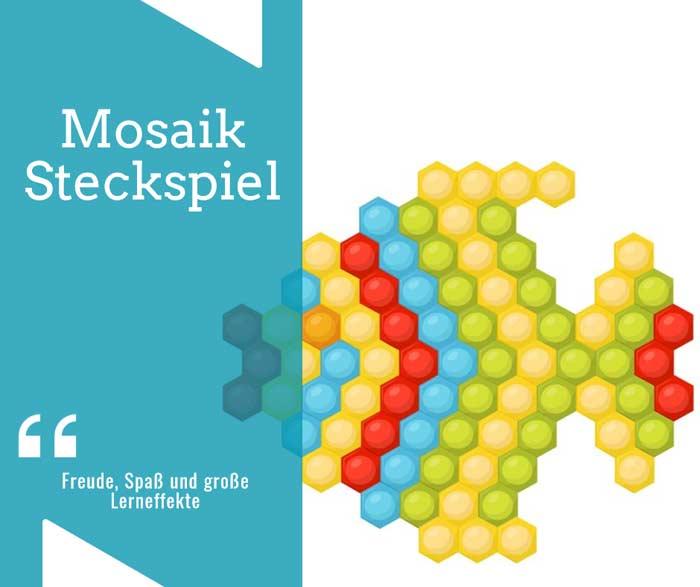 Mit dem Mosaiksteckspiel lernen depositphotos.com